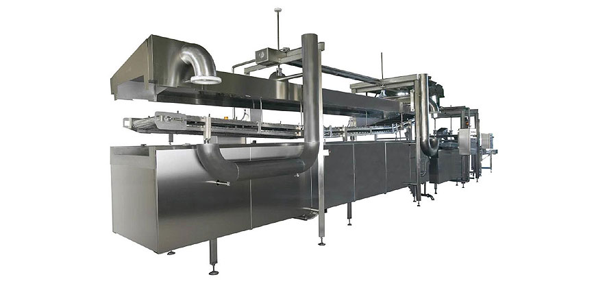 Continuous Belt Cookers