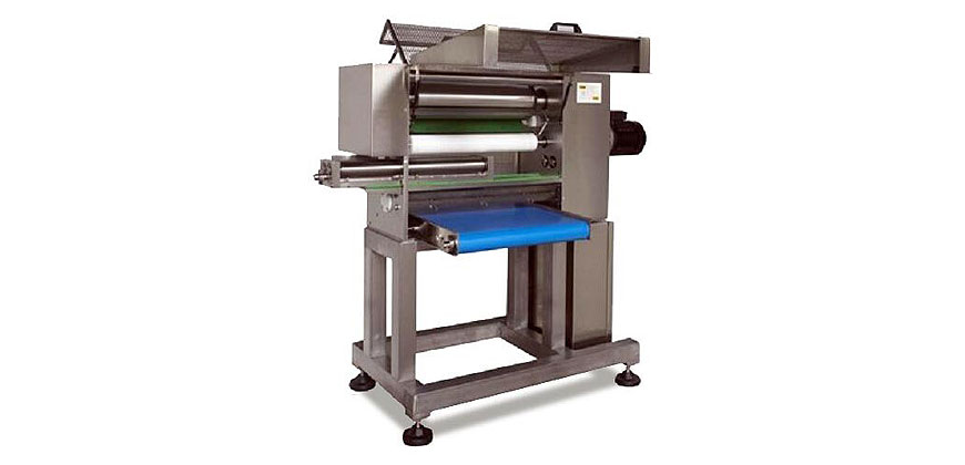 Pasta Making & Forming - Tecna Large Scale Fresh Pasta Equipment - Calibrator Cutters