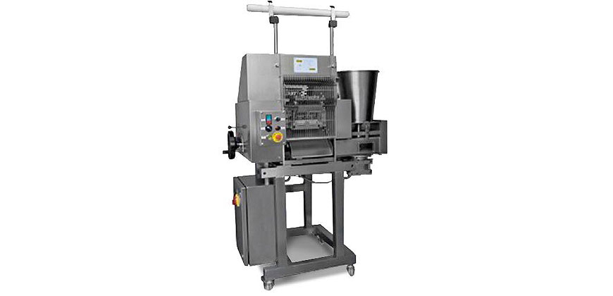 Pasta Making & Forming - Tecna Large Scale Fresh Pasta Equipment - Ravioli Cappelletti Formers