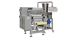 Pasta Making & Forming - Tecna Large Scale Fresh Pasta Equipment - Ravioli Formers