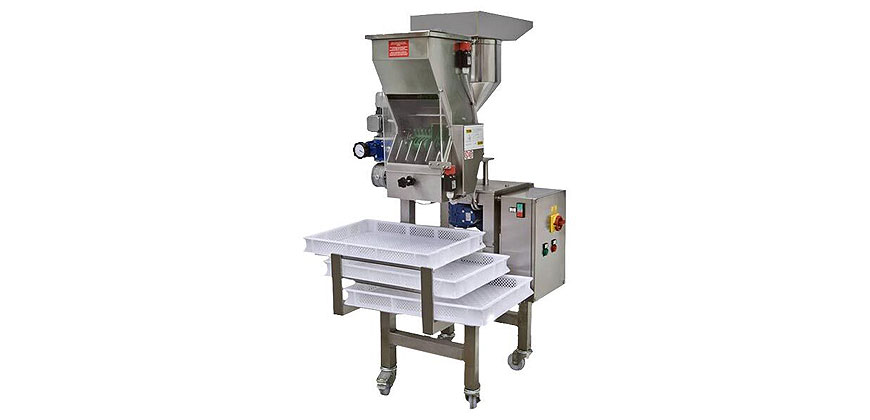 Pasta Making & Forming - Tecna Large Scale Fresh Pasta Equipment - Gnocchi Formers GN4