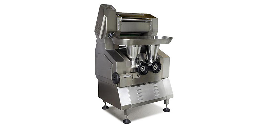 Pasta Making & Forming- Tecna Large Scale Fresh Pasta Equipment - Tortellini Former 3/4/5 Punch