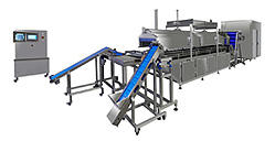 Pasteurising, Drying & Chilling - Direct Steam Pasteuriser