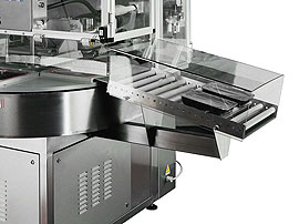 Tray Sealing & Thermoforming - Calypso - Automatic extraction kit