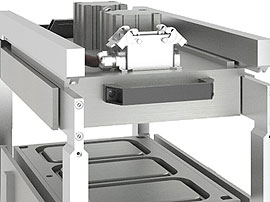 Tray Sealing & Thermoforming - Express XL - Tray dimensions