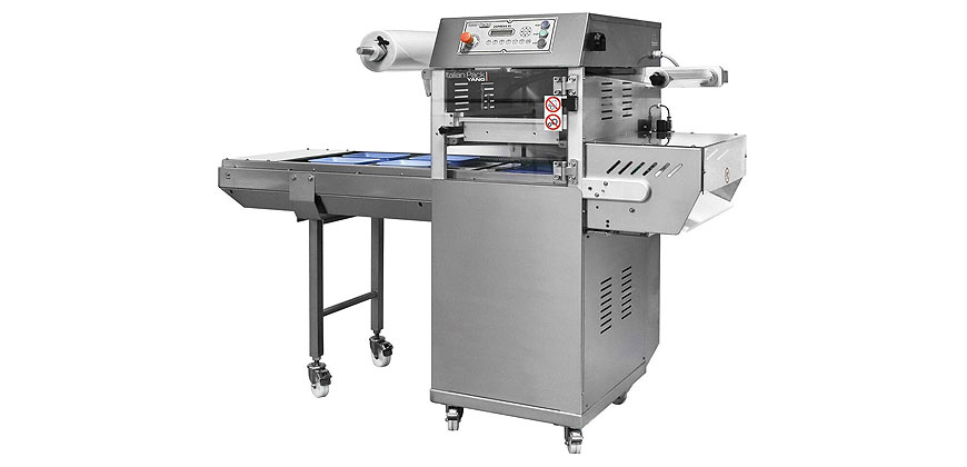 Tray Sealing & Thermoforming - Automatic - Express XL