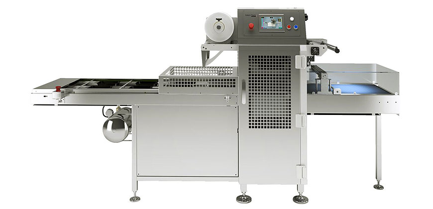 Tray Sealing & Thermoforming - Automatic - Perseus