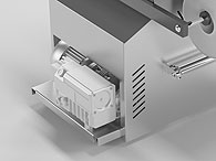 Tray Sealing & Thermoforming - Oceania Mini - Busch vacuum pump