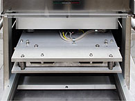 Tray Sealing & Thermoforming - Oceania Mini - Tool-less die changing