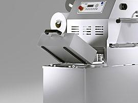 Tool-less vacuum chamber
