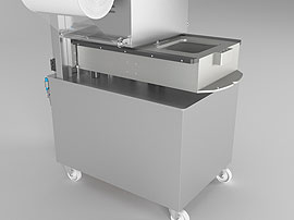 Tray Sealing & Thermoforming - Semi Automatic - Olympus - Special tray dimension