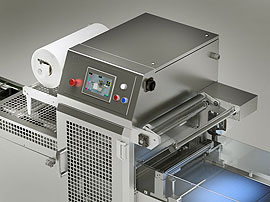 Tray Sealing & Thermoforming - Perseus - AISI 304 stainless steel electric box