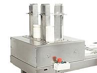 Tray Sealing & Thermoforming - Polaris - 6 line tray denester