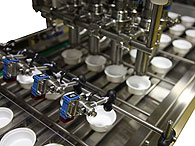 Tray Sealing & Thermoforming - Polaris - Automatic dosing