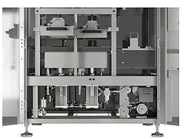 Tray Sealing & Thermoforming - Polaris - Front panel access