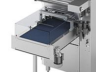 Tray Sealing & Thermoforming - Polaris - Motor-driven outfeed conveyor