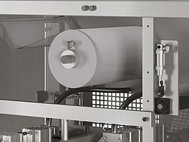 Tray Sealing & Thermoforming - Polaris - Motor driven shaft