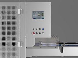 Tray Sealing & Thermoforming - Polaris - Touch screen display