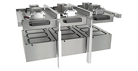 Tray Sealing & Thermoforming - Polaris Trio