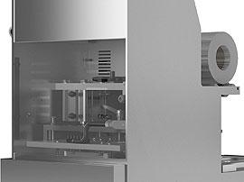Tray Sealing & Thermoforming - Manua - Poseidon Jolly - Precision sealing and cutting