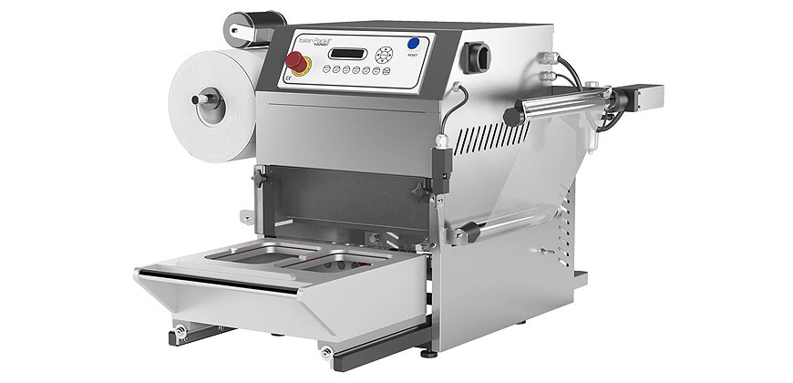 Tray Sealing & Thermoforming - Semi Automatic - Oceania Mini